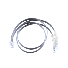 eLite Double LED Cable - White