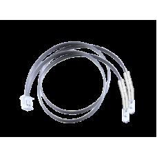 eLite Double LED Cable - White