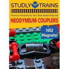 Magnetic Train Coupler